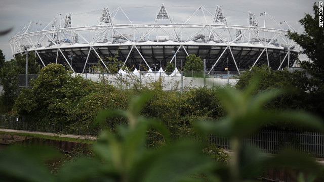 London gets set for greenest Games