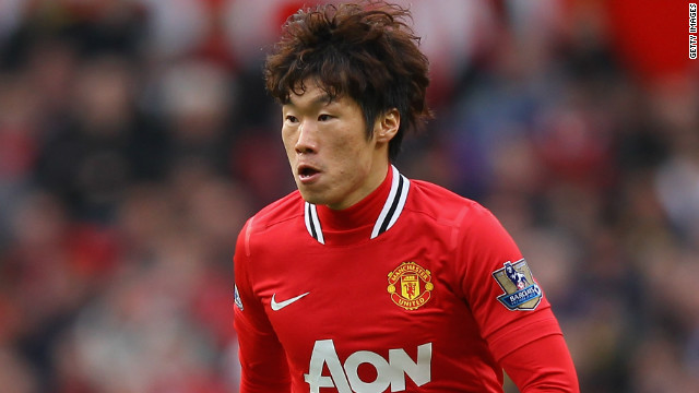 South Korean Park Ji-Sung first moved to Europe from Japan's J-League in 2002.
