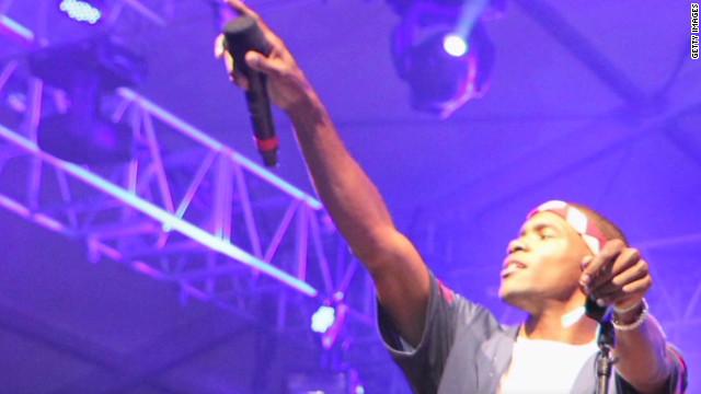 Hip hop star: 'My first love was a man'