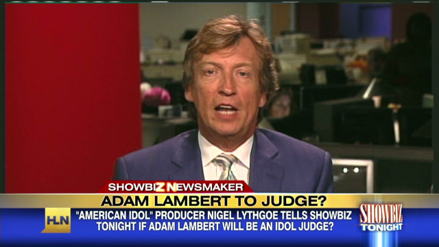 Could Adam Lambert be next 'Idol' judge?