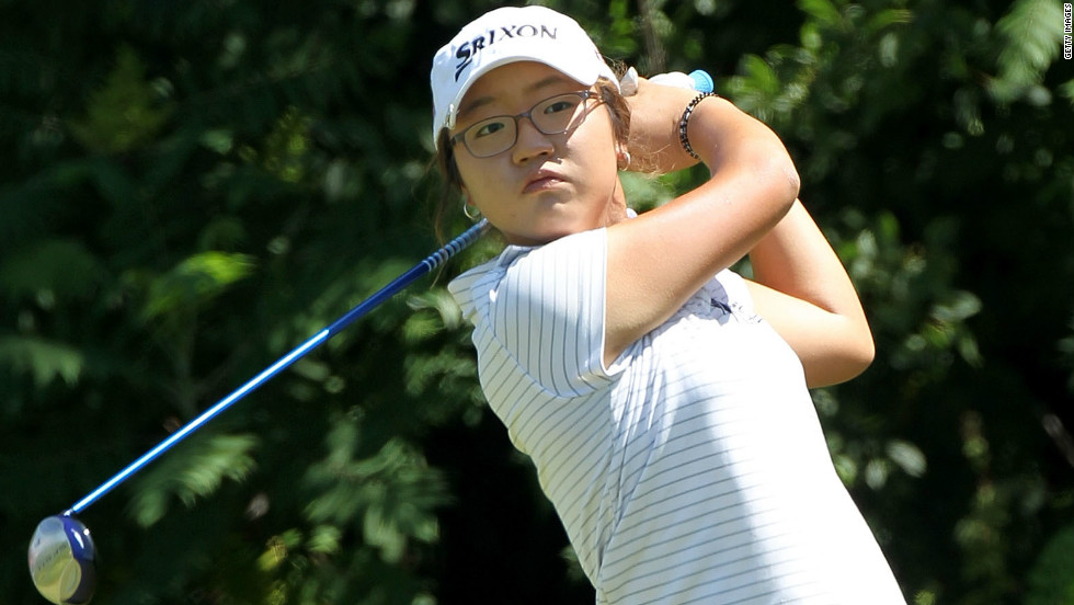 Korea-born New Zealander Lydia Ko was the leading amateur as she tied for 39th, at the age of 15.
