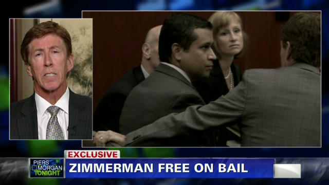 O'Mara on raising money for Zimmerman