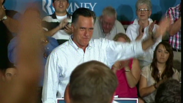 Romney talks middle class to rich donors