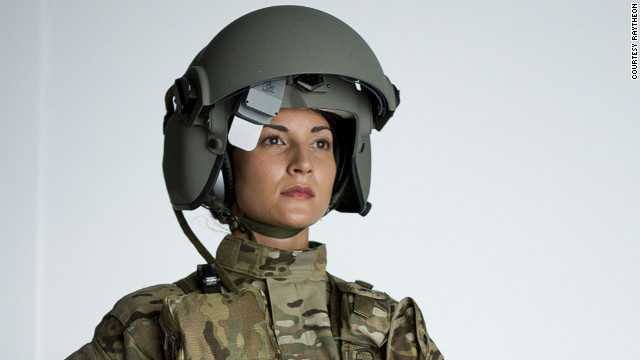 "Raytheon unveiled the ""Aviation Warrior"" prototype which adapts tech used to pilot fighter jets to become portable. It will allow downed pilots to navigate enemy terrain after leaving their aircraft."
