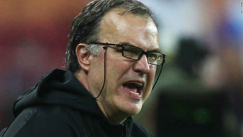 Former Argentina and Chile coach Marcelo Bielsa is also being targeted by Russia, but he has indicated he wants to stay with Spanish club  Athletic Bilbao -- who he took to last season's Europa League final.