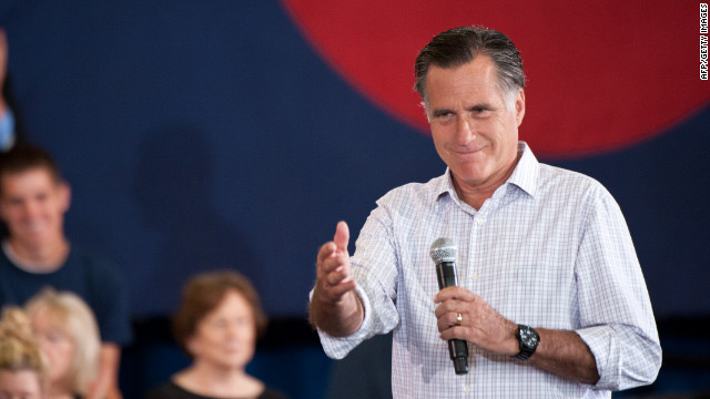 Romney hits back against critics