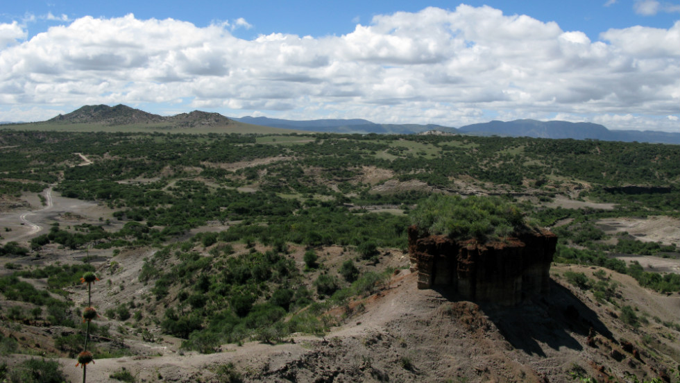 Anthropologists have found some of the earliest human remains in Olduvai Gorge.