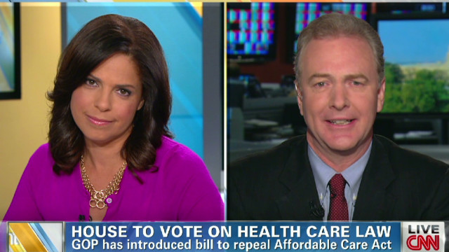 Rep. Van Hollen talks health care repeal