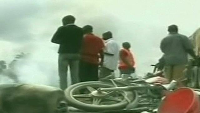 Dozens killed in fuel tanker explosion