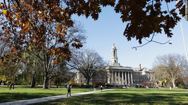 Penn State accreditation in jeopardy?