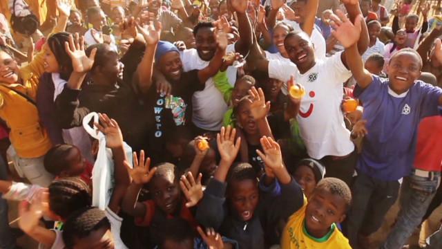 CNN Hero: Thulani Madondo