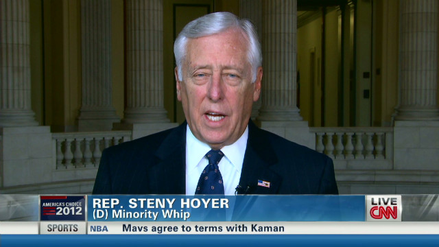 Hoyer: NAACP will support Obama policies