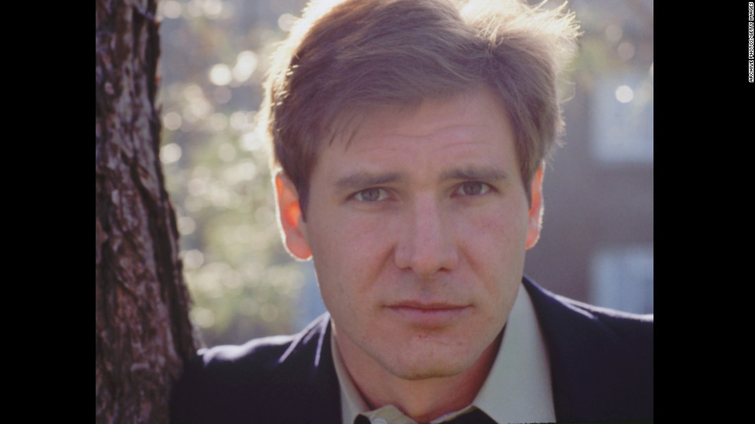Harrison Ford battered...