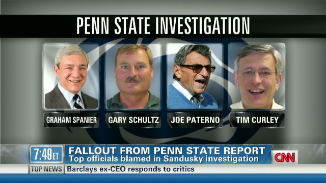 Sandusky victim attorney on Freeh report