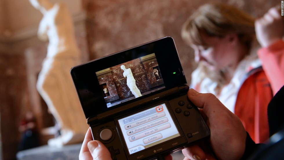 In early 2011 Nintendo released a handheld gaming device, the 3DS, that showed images in 3-D without requiring special glasses. Although initial sales figures were grim, with only 100,000 units sold in the first quarter, things soon turned around. The company sold 4.5 of the gadgets by the end of the year.