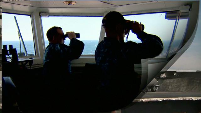U.S. sending unmanned subs to hunt mines