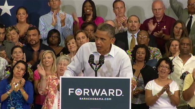 Obama hints at defense budget cuts