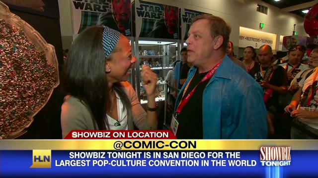 Mark Hamill: King of Comic-Con!