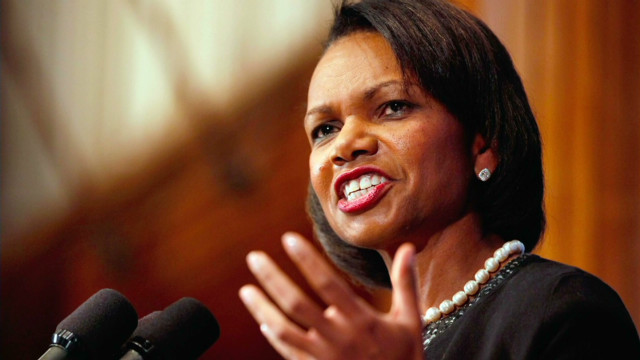 Condi Rice possible Romney pick for VP