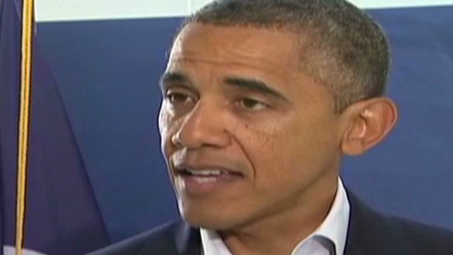 Obama: Romney will have to answer on Bain