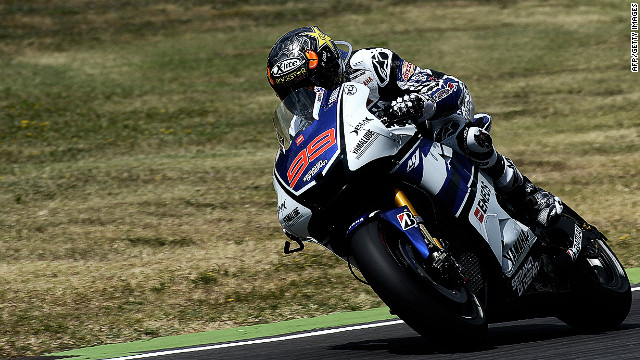 The 2010 world champion coasted to victory at the Mugello Circuit on Sunday to extend his championship lead to 19 points