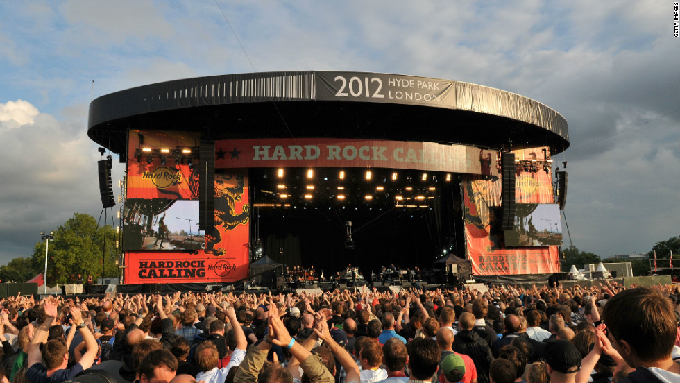 Still, fans expressed their anger and disappointment that the rock legends were forced offstage, and criticized the local council and concert organizers for pulling the plug.