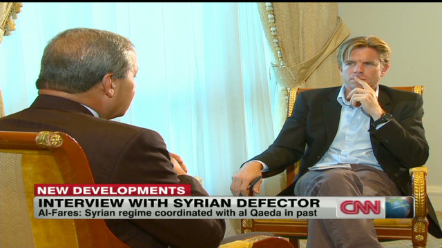Defector: Syria coordinated with al Qaeda