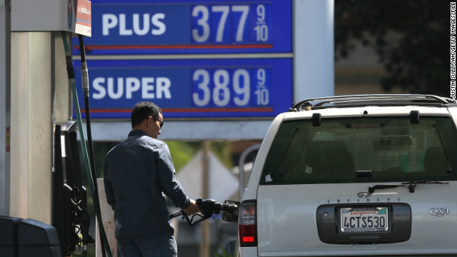 The national average price of gasoline has dropped to a fraction of a penny under $3.25 a gallon,