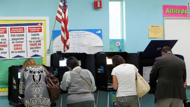 A number of states are moving to institute and tighten voter identification laws.