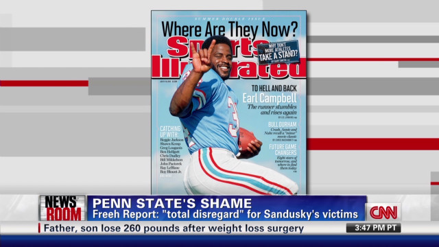 Penn State Football faces 'death penalty'