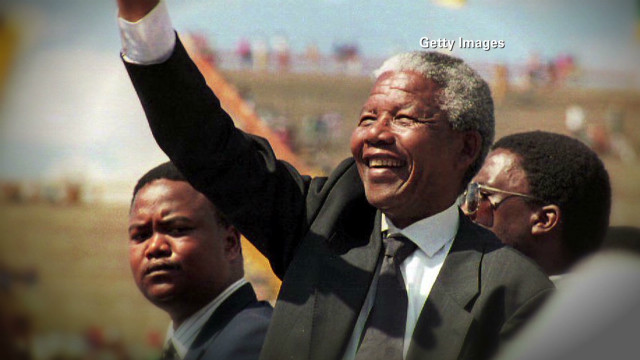 Celebrating Mandela at 94