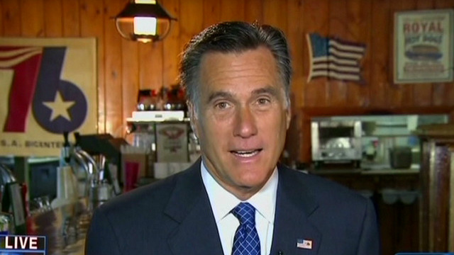 No apology for Romney from Obama camp