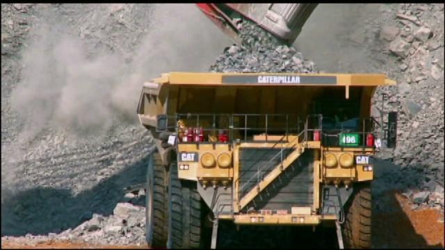 The world's richest diamond mine