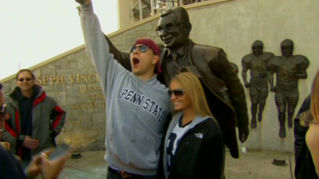 Tough Call: Tear down Paterno statue?