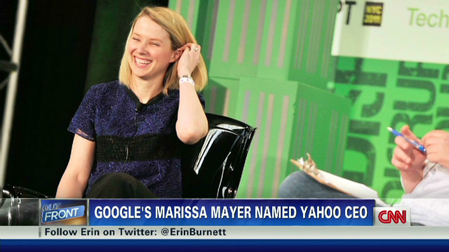 Yahoo's surprising CEO pick