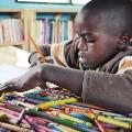 Les Enfants De Dieu crayons
