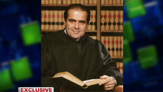 Preview: Toobin on Scalia