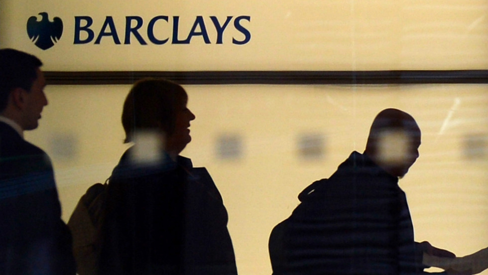 Barclays  was fined earlier in August 2010 for allowing client payments from Cuba and Sudan.