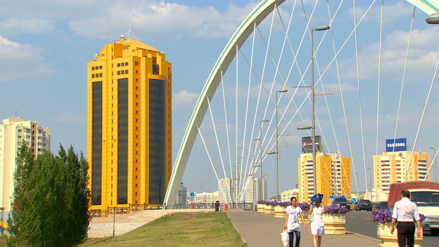 Astana: Kazakhstan's rising capital