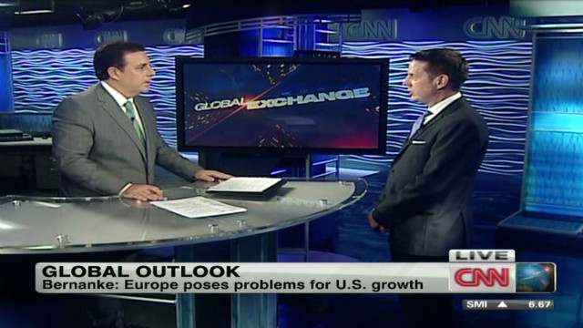 Eurozone crisis impacts emerging markets