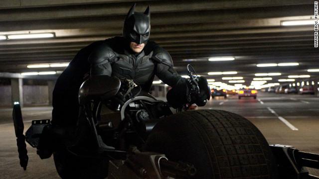 The man behind Batman