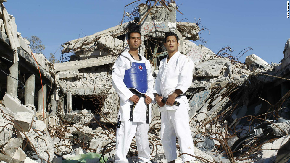 For others like Libya's Mohammed Tishli, a taekwondo competitor, the dream will have to wait four more years. The revolution that toppled Colonel Gadhafi also took his brother, who had represented Libya at the 2004 and 2008 Olympics. But he has vowed to make it in 2016.