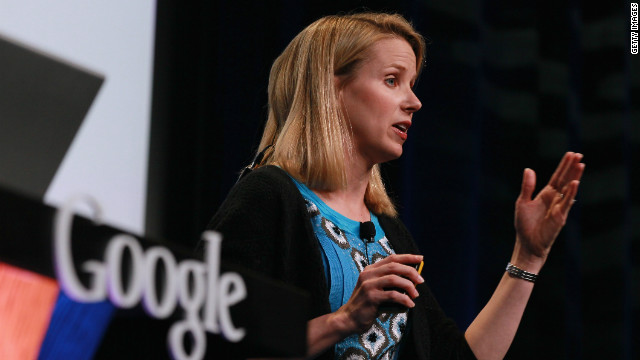 Yahoo's hiring of Google's Web visionary Marissa Mayer is a smart move, says Douglas Rushkoff.