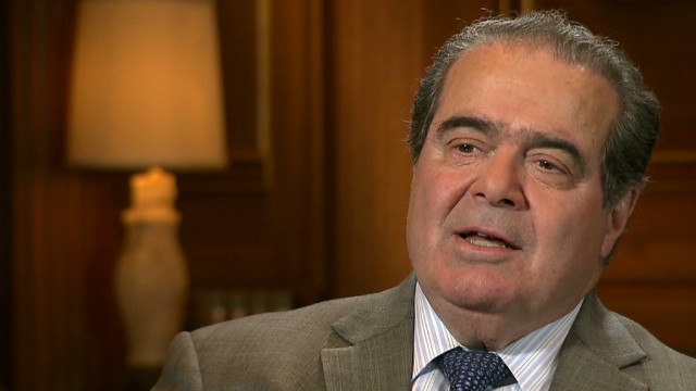 Justice Scalia on Bush vs. Gore