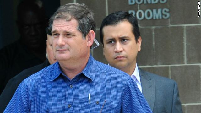 Zimmerman: I'm sorry for killing Trayvon