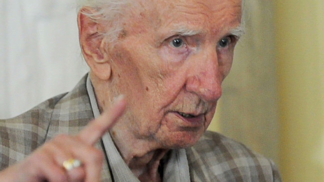 2012: Suspected Nazi war criminal arrested