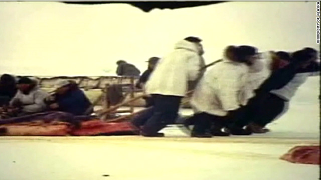 Eskimos on edge over drilling in Arctic