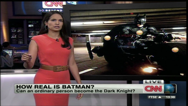 Could you become Batman?
