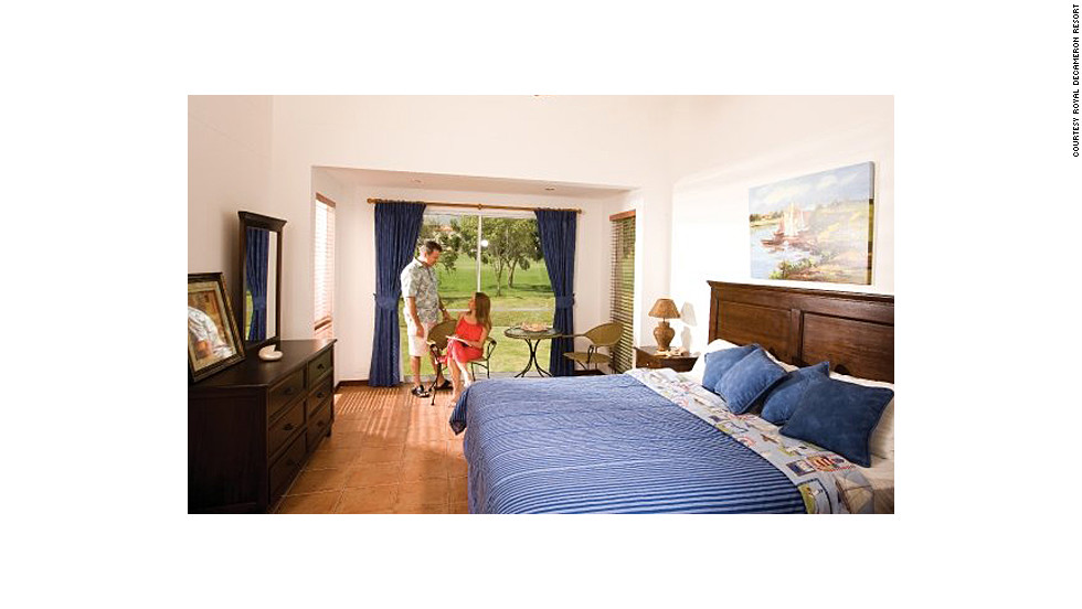 """The Royal Decameron Golf Beach Resort & Villas boasts eight pools, 10 restaurants and 11 bars (including one swim-up). <a href=""""http://www.budgettravel.com/slideshow/photos-best-budget-beachfront-all-inclusives,8613/ """" target=""""_blank"""">See more photos of the resorts at BudgetTravel.com</a>"""