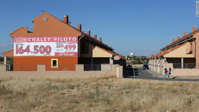 Spain's empty houses